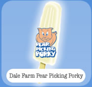 Dale Farm Pear Picking Porky