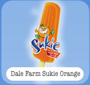 Dale Farm Suckie Orange