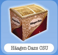 Häagen-Dazs CSU Fridge