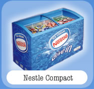 Nestle Compact Fridge