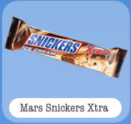 Mars Snickers Xtra